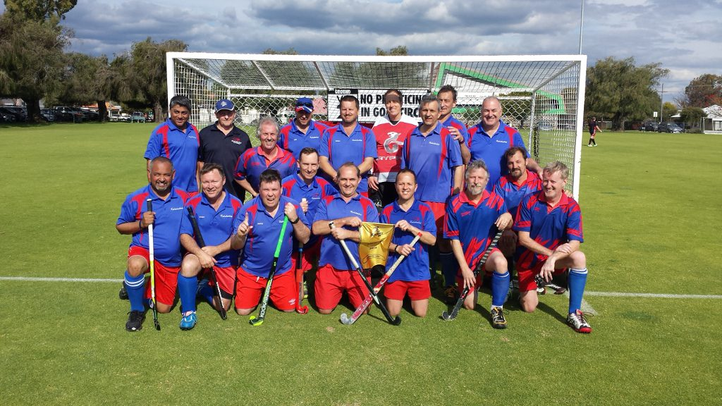 KDHC Masters O50s