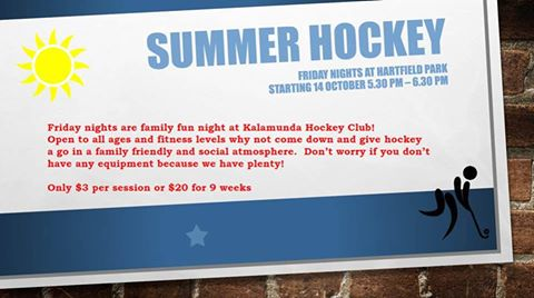 Summer Hockey 2016